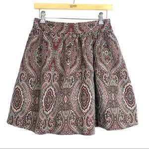 💎3/$25 Anthropologie Moulinette Soeurs Skirt